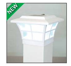 Prestige Solar Light - White