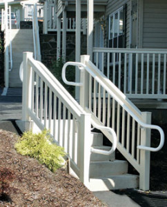 Secondary Handrail